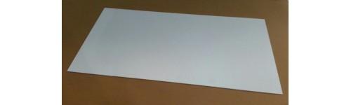 Achterwanden 3mm polystyreen